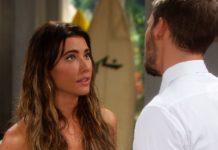 Beautiful puntata 13 luglio, Brooke respinge Ridge