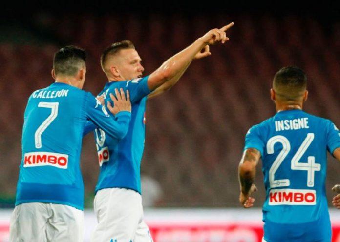 Ultimissime Calcio Napoli, stasera Coppa Italia con l'Atalanta in attesa del