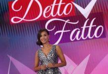 Detto fatto, gaffe dell'ospite: Caterina Balivo in imbarazzo