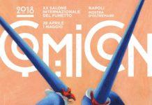Comicon a Napoli. Ecco i primi ospiti del 2018