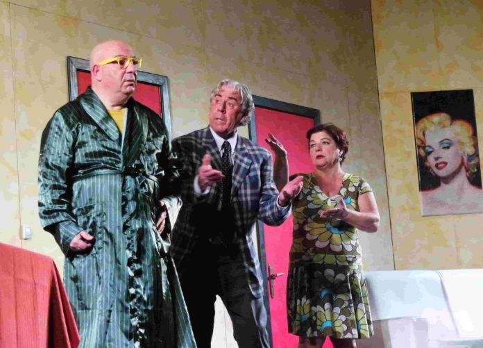 """Al Teatro Immacolata in scena """"Una bugiarda verità"""" di Nello D'Auria"""