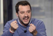 Matteo Salvini su twitter: riaprire le case chiuse