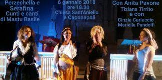 Canti e cunti di Mastu Basile, omaggio a G.B. Basile