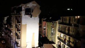 Esplosione in una palazzina a Sesto San Giovanni: sei feriti