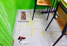 Cronaca di Napoli. Fuorigrotta, bloccati vandali in azione in una scuola