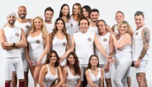 Isola dei famosi 2018, parte stasera su Canale 5 il celebre reality show