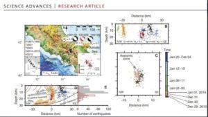 Scoperto magma sotto l'Appennino, può essere causa di forti terremoti