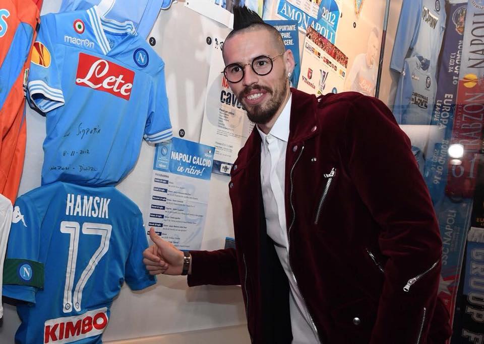 "Ultimissime Calcio Napoli, Marek Hamsik: ""Ora acceleriamo in casa"""