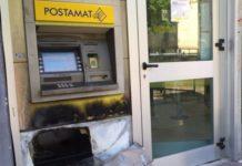 Cronaca di Salerno. Furto di 60mila euro al bancomat del Monte Paschi di Siena