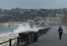 Allerta meteo in Campania, in arrivo forti temporali, vento e grandine