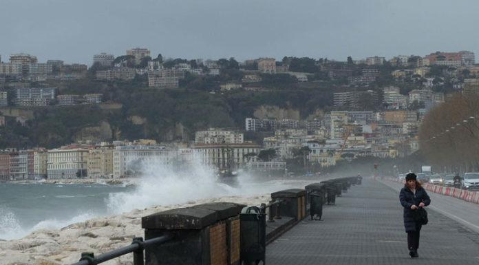 Scuole chiuse per allerta meteo Napoli prorogata fino a domani 6 novembre