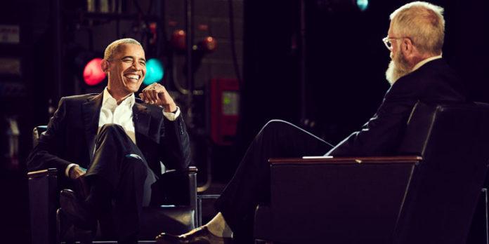 Netflix, Obama e Letterman tornano in tv. E non c'è bisogno di presentazioni