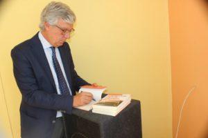 PD, Paolo Siani accetta la proposta di Renzi: sarà candidato come indipendente