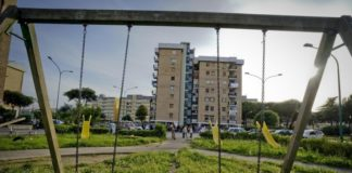 Cronaca di Napoli, Caivano: blitz anti-droga al Parco Verde
