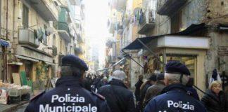 Napoli: Operazione di controllo ai mercati e commercianti di Fuorigrotta, Vomero e Bagnoli