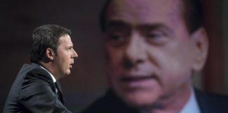 """Elezioni, Renzi: """"Sono d'accordo con Berlusconi, senza i numeri si torni al voto"""""""