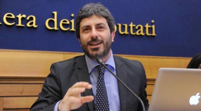 Roberto Fico, un napoletano alla Presidenza della Camera