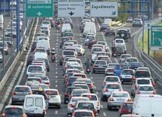 Tangenziale in tilt per lavori al viadotto. Ecco i percorsi alternativi