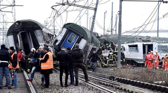 Ultime notizie di cronaca, treno deragliato: ripresa circolazione