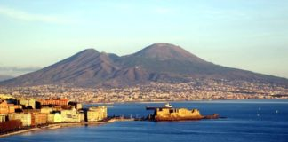 Vesuvio, la sequenza degli incendi su Google Earth Storia