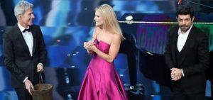Sanremo: 9,7 milioni di spettatori per la seconda serata. Oggi i Negramaro e Giorgia