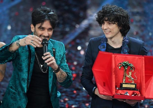 Sanremo 2018, Ermal Meta-Fabrizio Moro vincono il festival