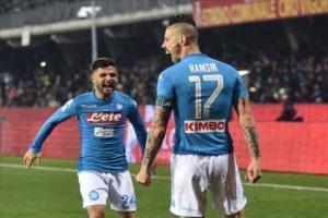 Calcio Napoli, battere la Lazio per tornare in vetta e dare un calcio alla sfortuna