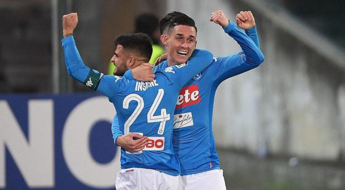 Calcio Napoli: Conferenza stampa di Sarri. Turn over contro il Lipsia