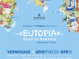 Alessandro Chetta espone all'hotel Mediterraneo