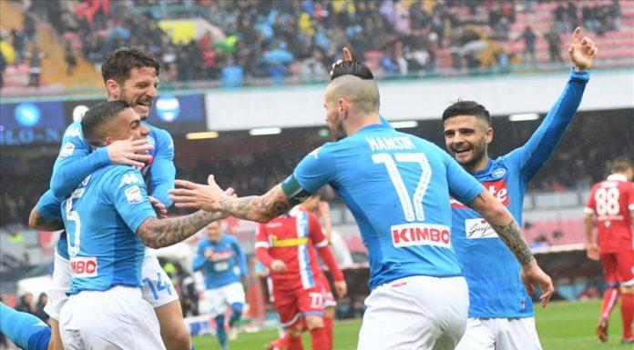 Calcio Napoli, vincerle tutte non è più un'ossessione. Ma un obiettivo