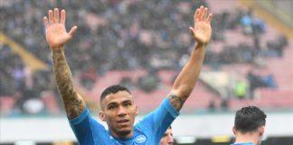 """Calcio Napoli, Allan rinnova con gli azzurri: """"Sono felicissimo"""""""