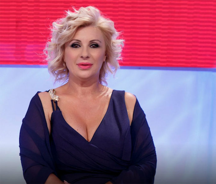 Uomini e Donne 2018, Tina Cipollari contro Giorgio Manetti: