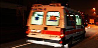 Avellino, tragico incidente a Caposele: 4 feriti gravi
