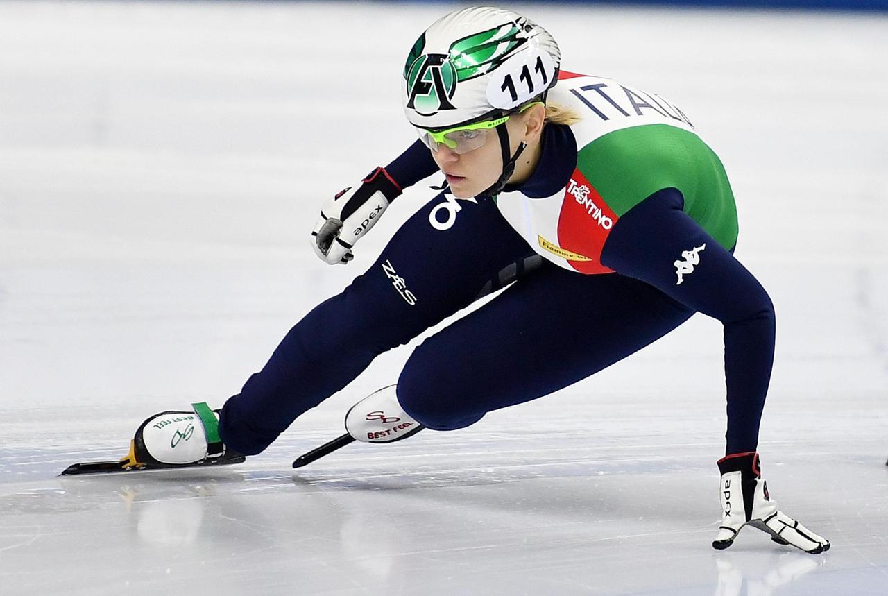 Olimpiadi, niente bis per Fontana. Solo settima nei 1500 metri