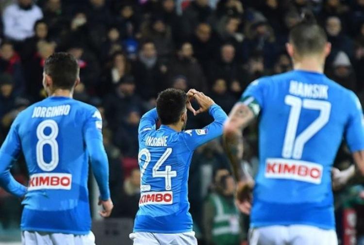 Calcio Napoli: un record dopo l'altro, ogni gara come una finale