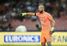 Calcio Napoli, sarà divorzio con Reina. Lo spagnolo seguito dal Milan