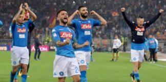 Calcio Napoli, stasera tocca agli azzurri rispondere sul campo