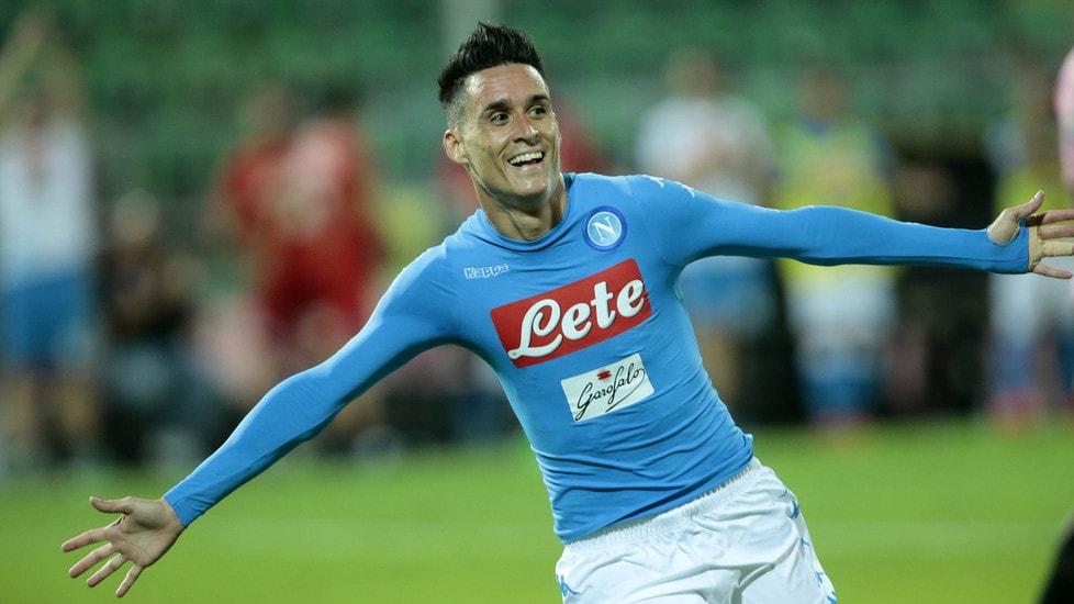 """Napoli Calcio, Callejon: """"Politano-Verdi? Siamo forti così"""""""