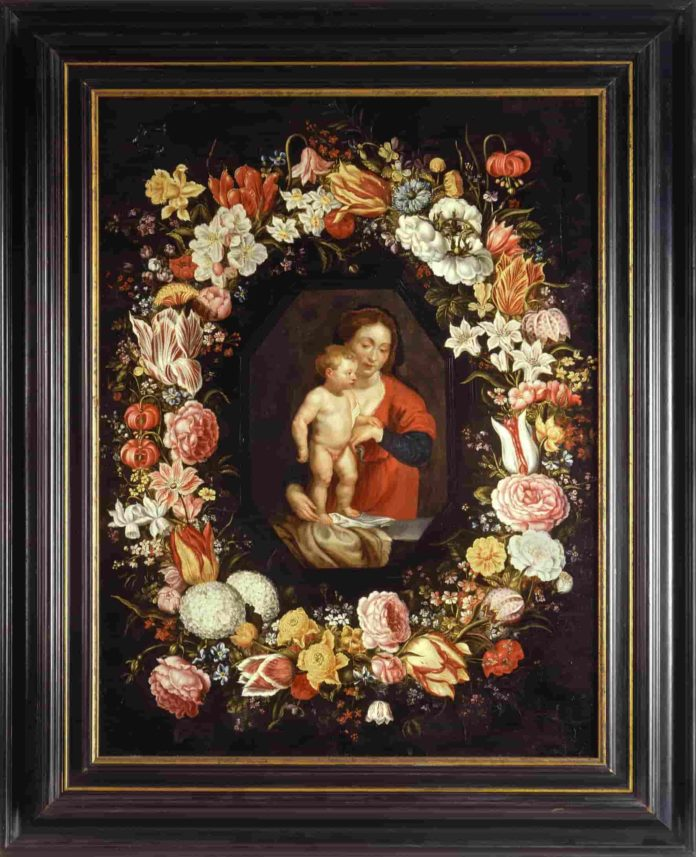 Rubens, Caravaggio e