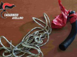 Irpinia News: 18enne picchiato a sangue, imbavagliato e legato a un albero