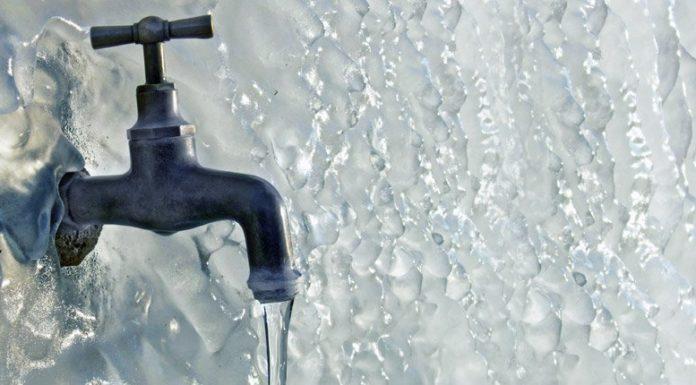 Allerta meteo Campania, sospesa la fornitura idrica per 8 comuni