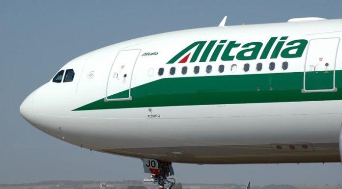 Alitalia, a maggio netta crescita di passeggeri e ricavi