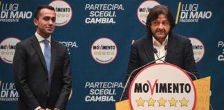 Indagato per riciclaggio Salvatore Caiata, candidato M5s