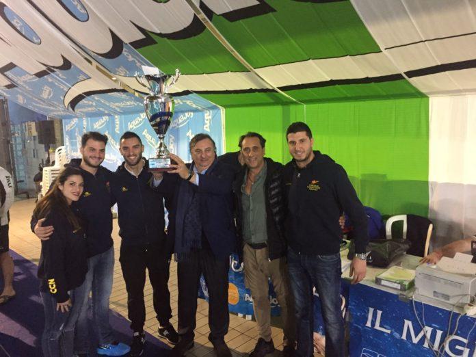 Nuoto. Il Circolo Canottieri Napoli vince il Trofeo Nazionale