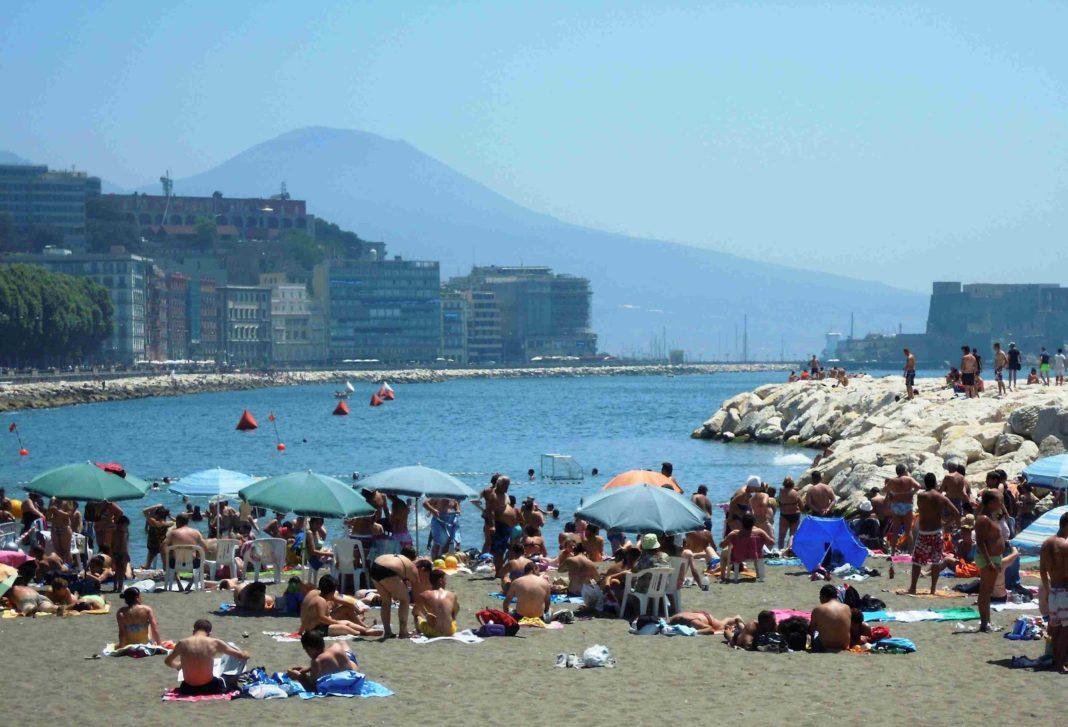 Meteo Campania: freddo al capolinea, torna il caldo nel weekend