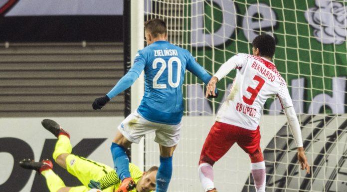 Calcio Napoli, il Lipsia va avanti solo perché gli azzurri non hanno tempo