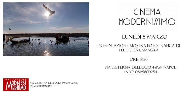 La street photography in mostra a Napoli e Sorrento con Federica Lamagra