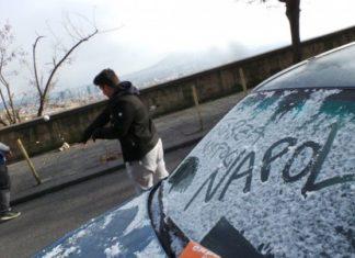 Nuova allerta meteo Campania. Torna il gelo con neve a basse quote