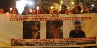 Napoletani scomparsi in Messico, venduti a criminali per 43 euro