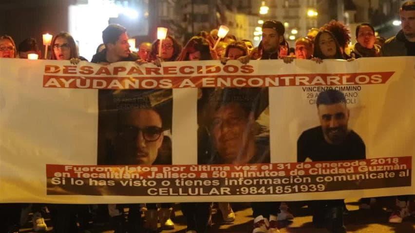 Napoletani scomparsi in Messico: quattro poliziotti a processo